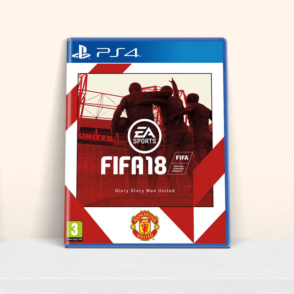 FIFA 18 Manchester United