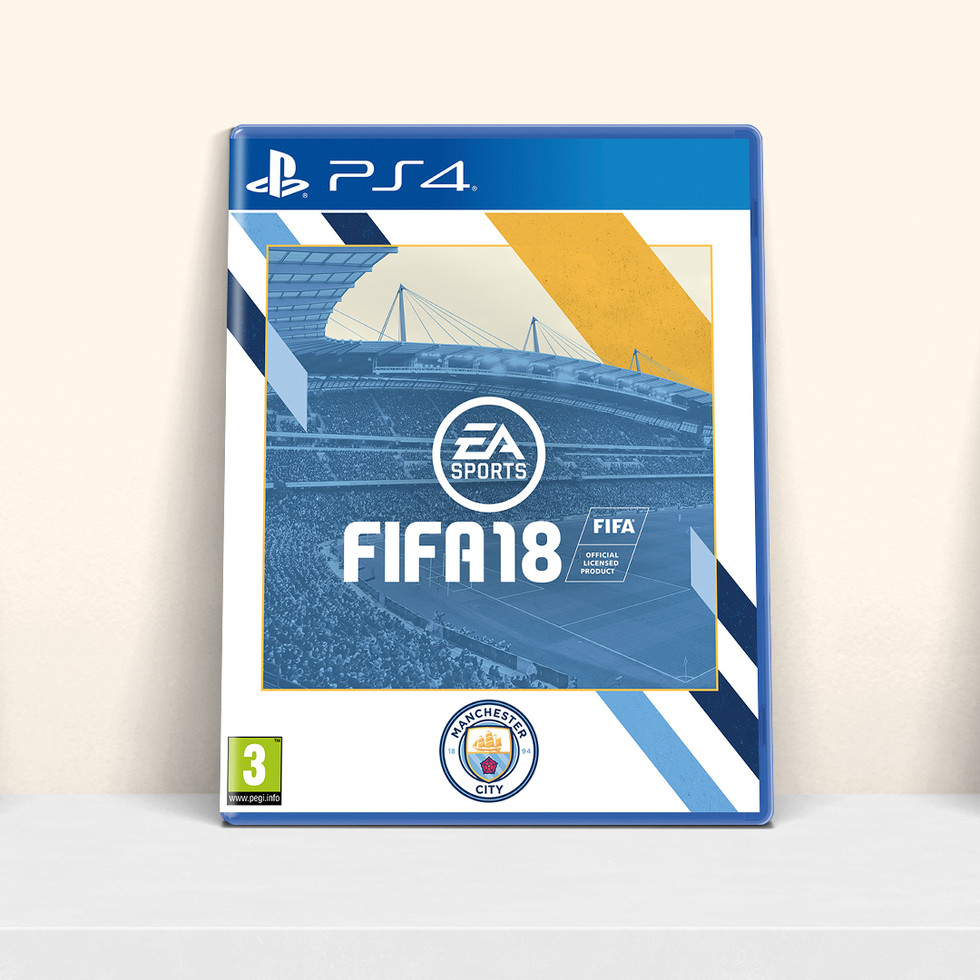 FIFA 18 Manchester City
