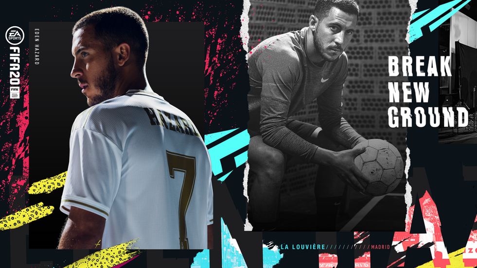 FIFA 20 Instagram Carrousel