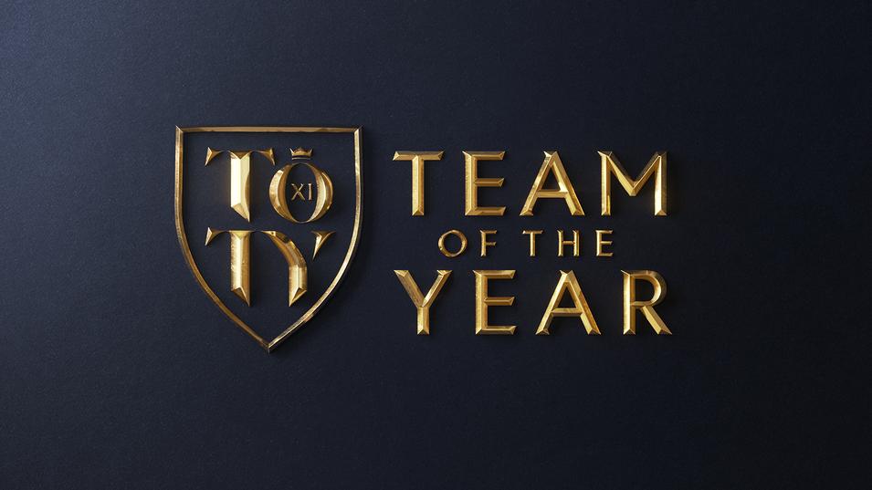 FUT 20 Team of the Year Branding