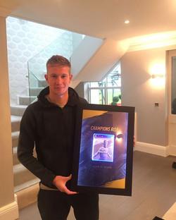 Kevin de Bruyne - FIFA 19 Box