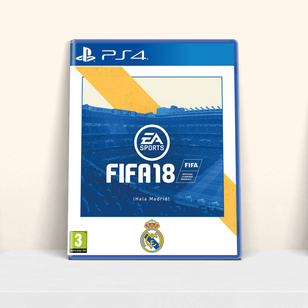 FIFA 18 Real Madrid
