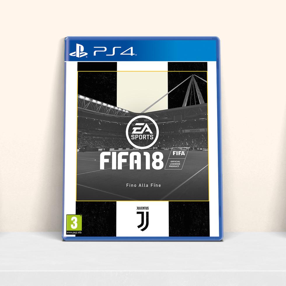 FIFA 18 Juventus