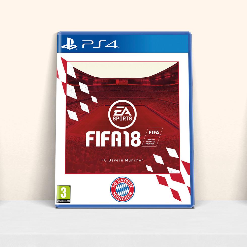 FIFA 18 Bayern Munich