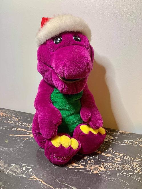 Large Christmas Barney