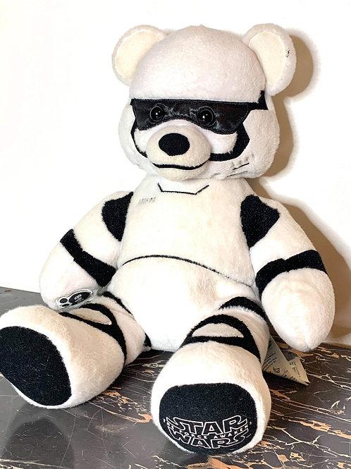 Large Storm Trooper Bear