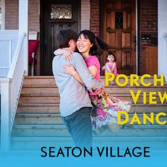 Porch View Dances Seaton Village