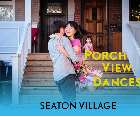 Porch View Dances Seaton Village