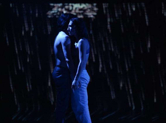 Mateo Galindo Torres and Katherine Semchuk