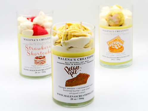 Dessert Candle Collection