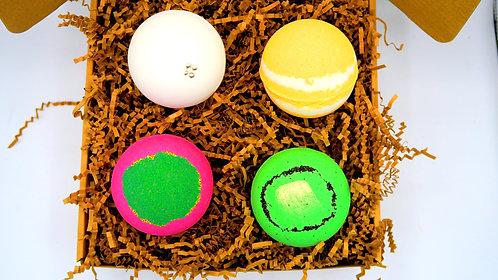 Bath Bomb Set (Taste the Tropics)