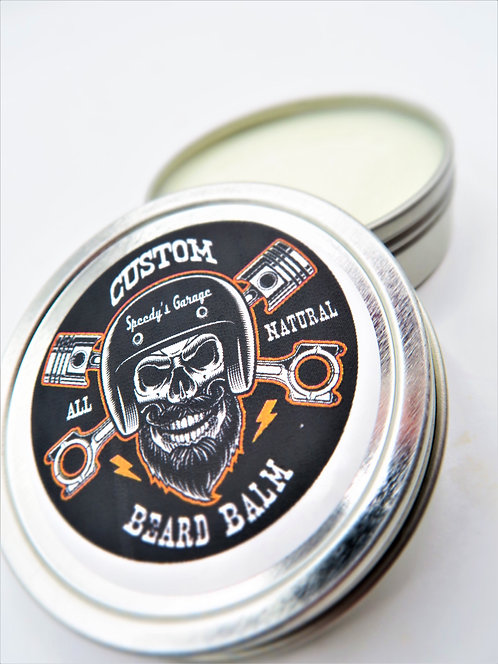 Custom Beard Balm (Hemp Seed Oil)