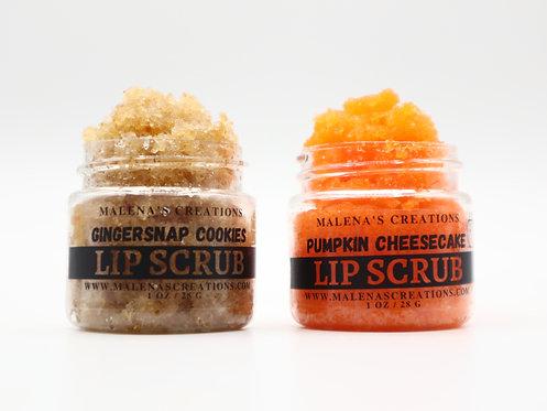Lip Scrubs -Seasonals