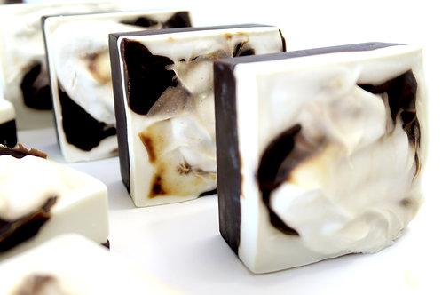 Chocolate Coconut Milk Facial Soap