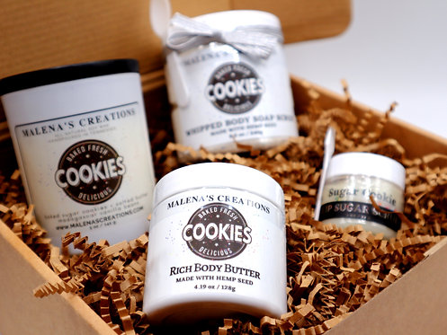 Cookie Gift Box (Free Shipping)