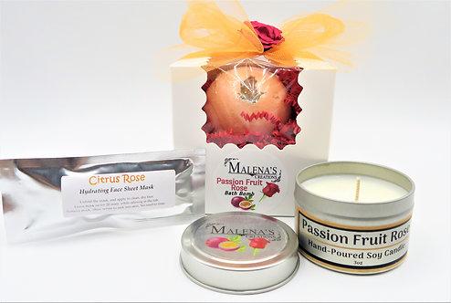 #StayHome Spa Treatment Gift Set