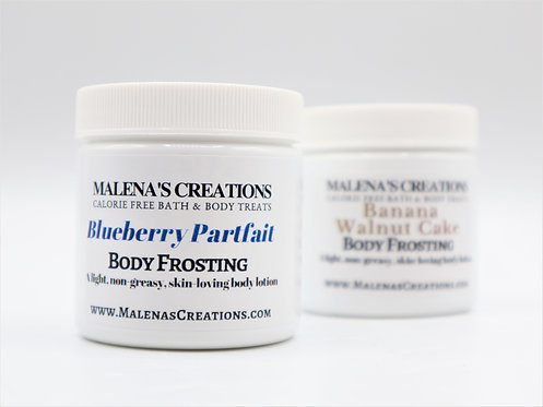 Body Frosting - Lotion