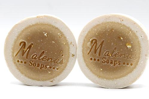 Oatmeal, Coconut Milk & Honey Face Soap