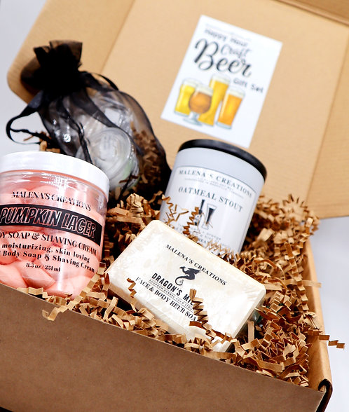 Happy Hour Gift Box for Beer Lovers