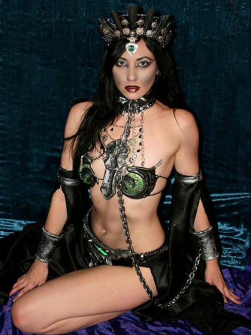 Full Queen Of The Damned Costume (Custom Order)