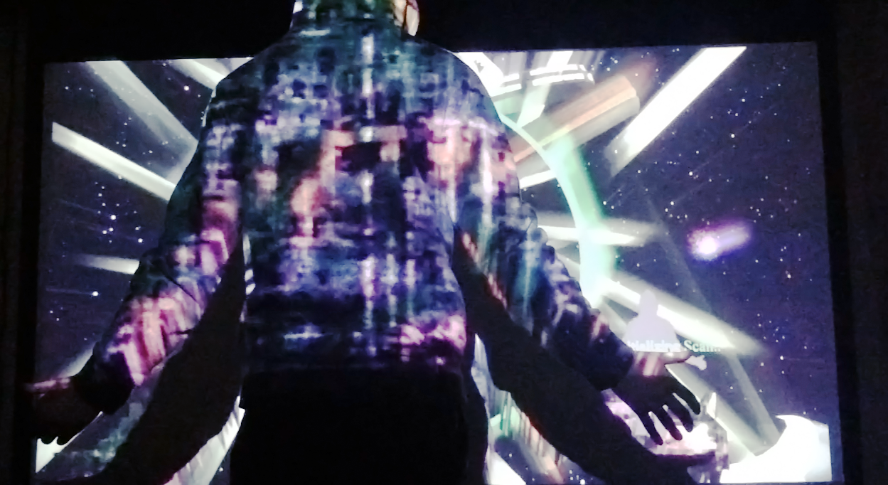 Interactive Projection-Mapping