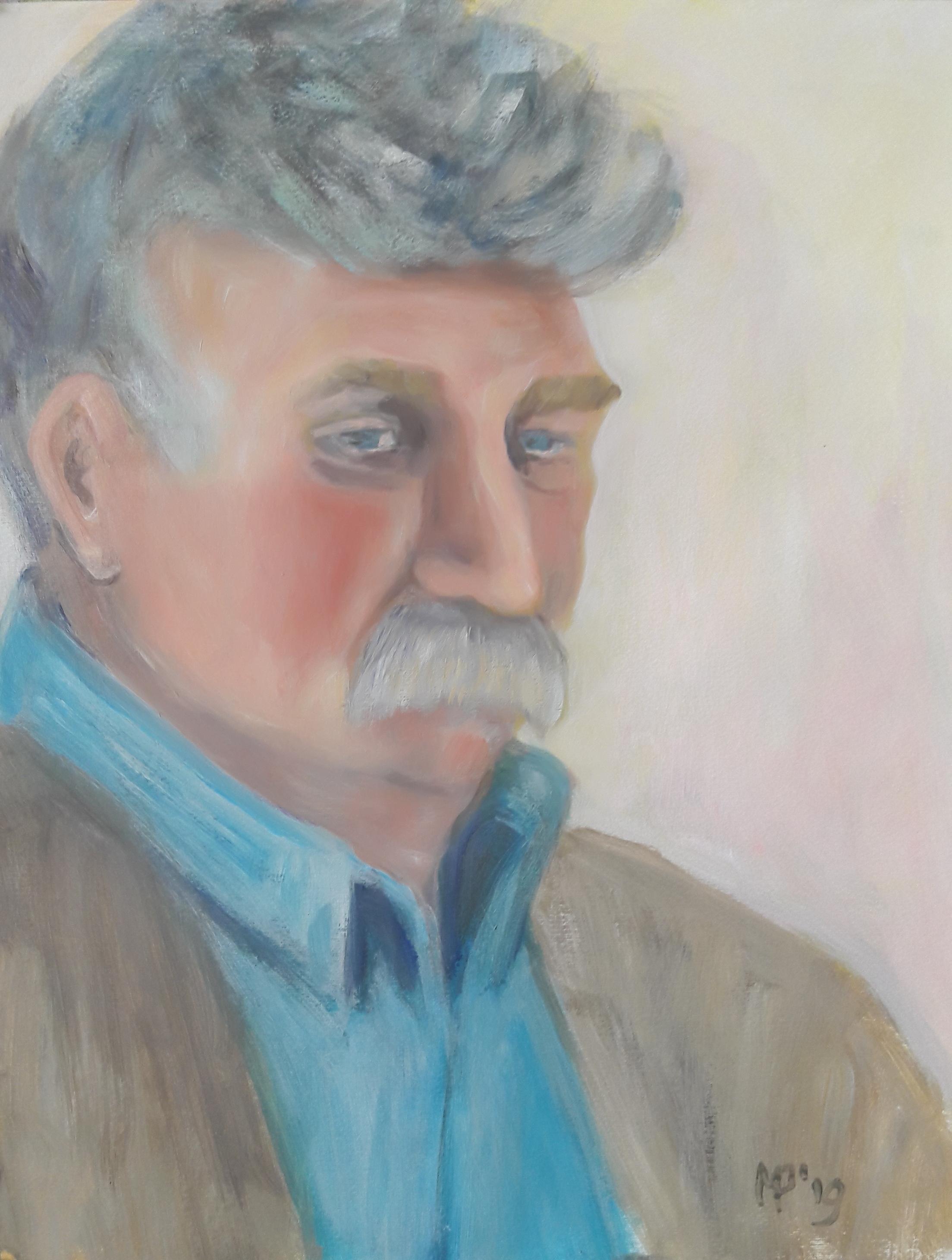 portret Ger maart 19