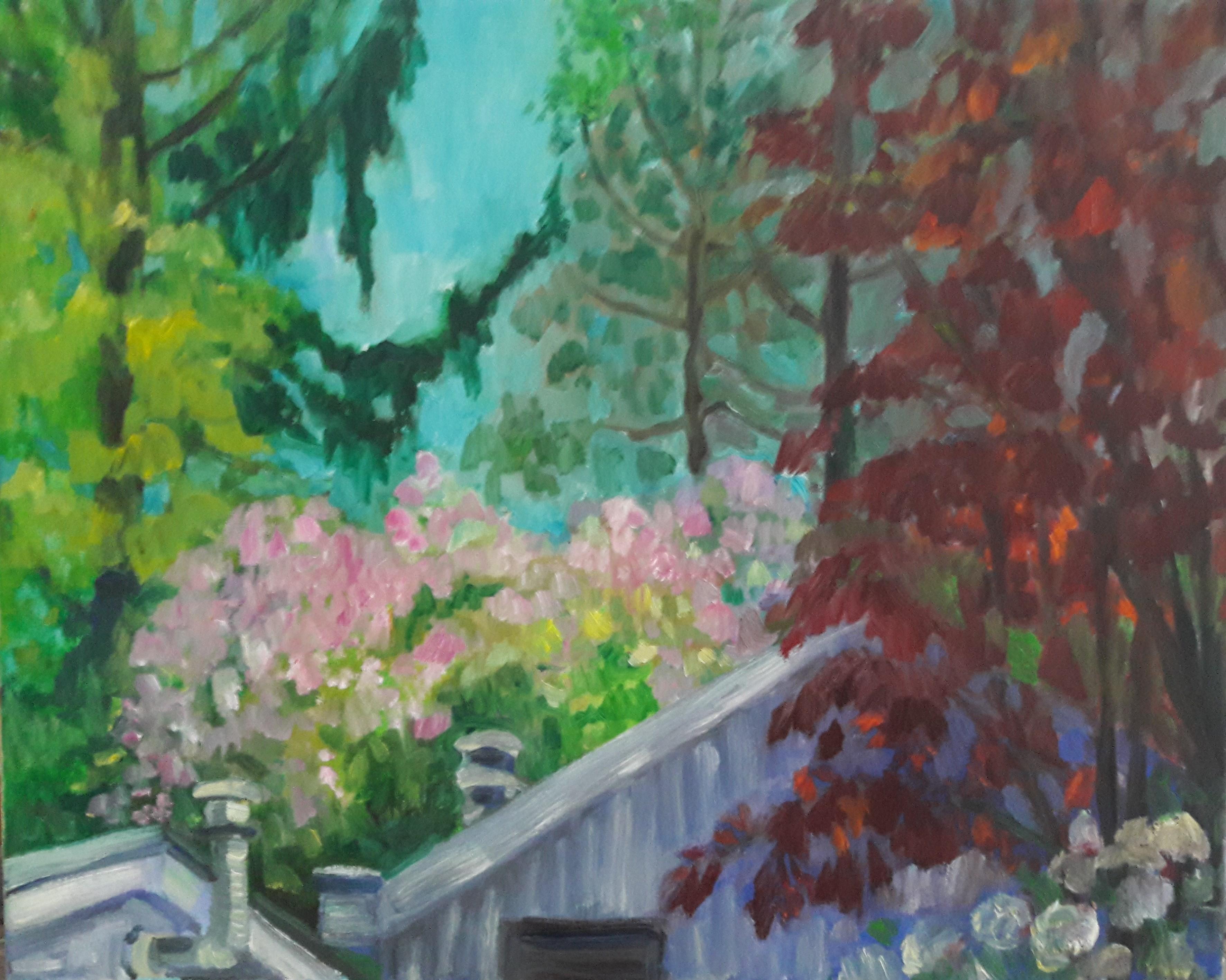 Eigen Hof schilderij juni 2019