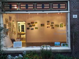 """Expositie """"Buitenwerk"""" in galerie De Stoker, Witte de Withstraat 124 -hs"""