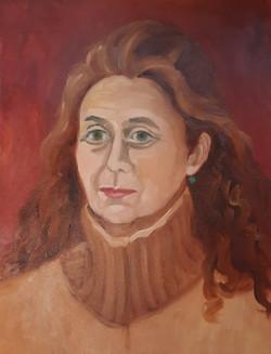 portret valerie