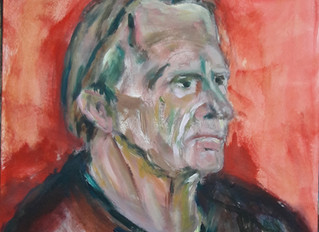 Workshop portretmodel Tony
