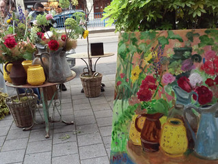 Be French! Een Franse markt in de Beethovenstraat