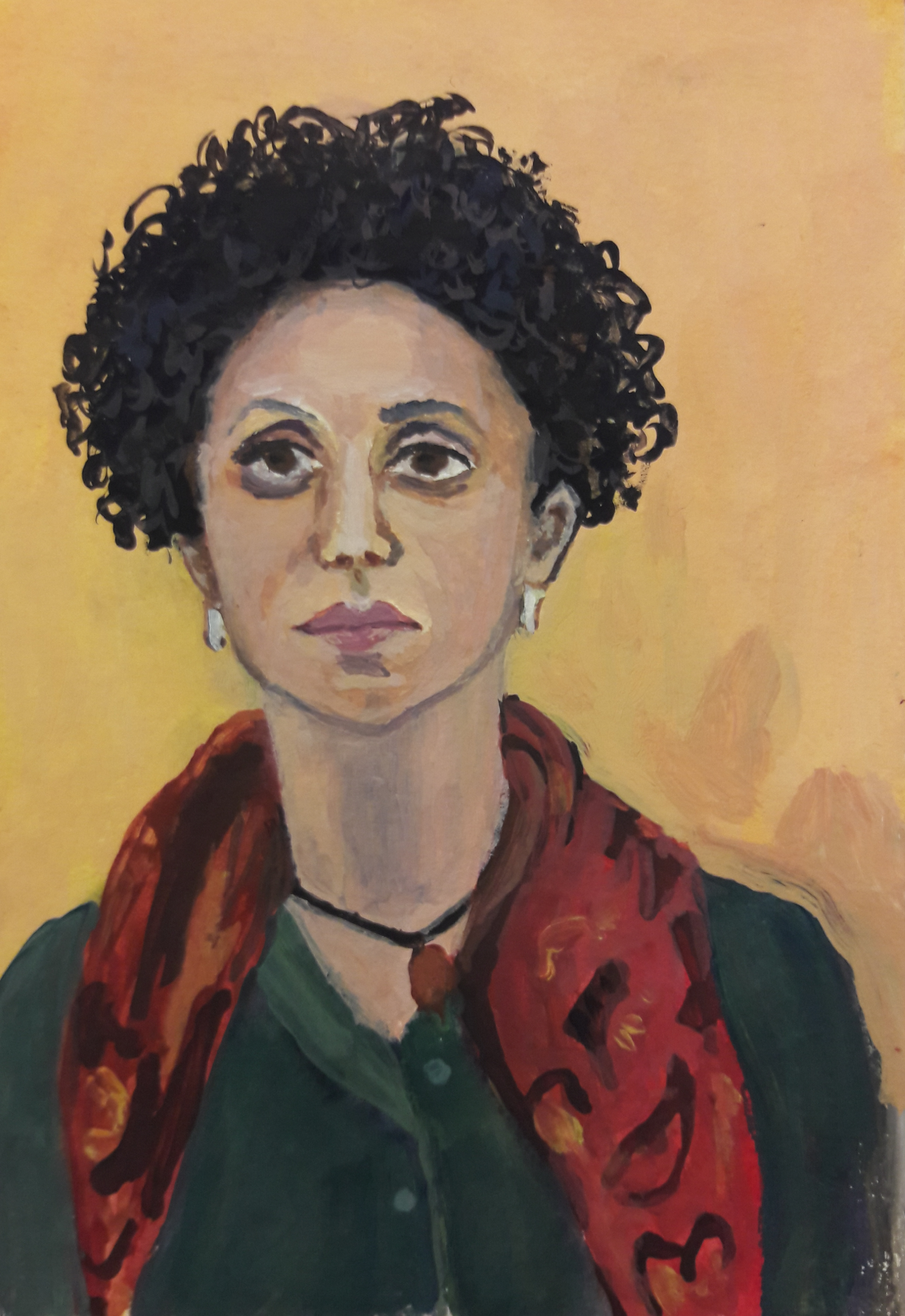 portret suzana braziliaanse
