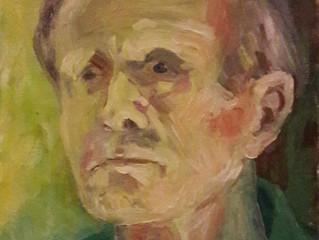 De laatste portret workshop van dit jaar