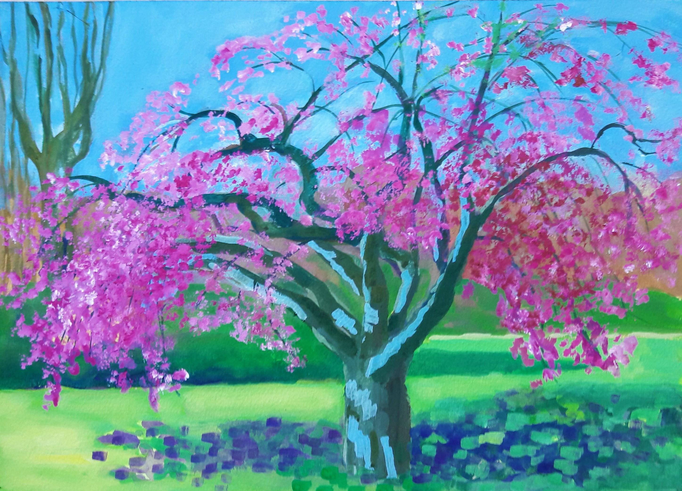 bloesemboom corri