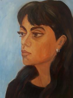 portret Tara, danseres, Notenkraker