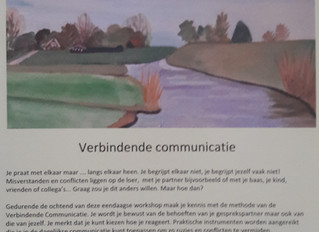 Eendaagse workshop op Wieringen