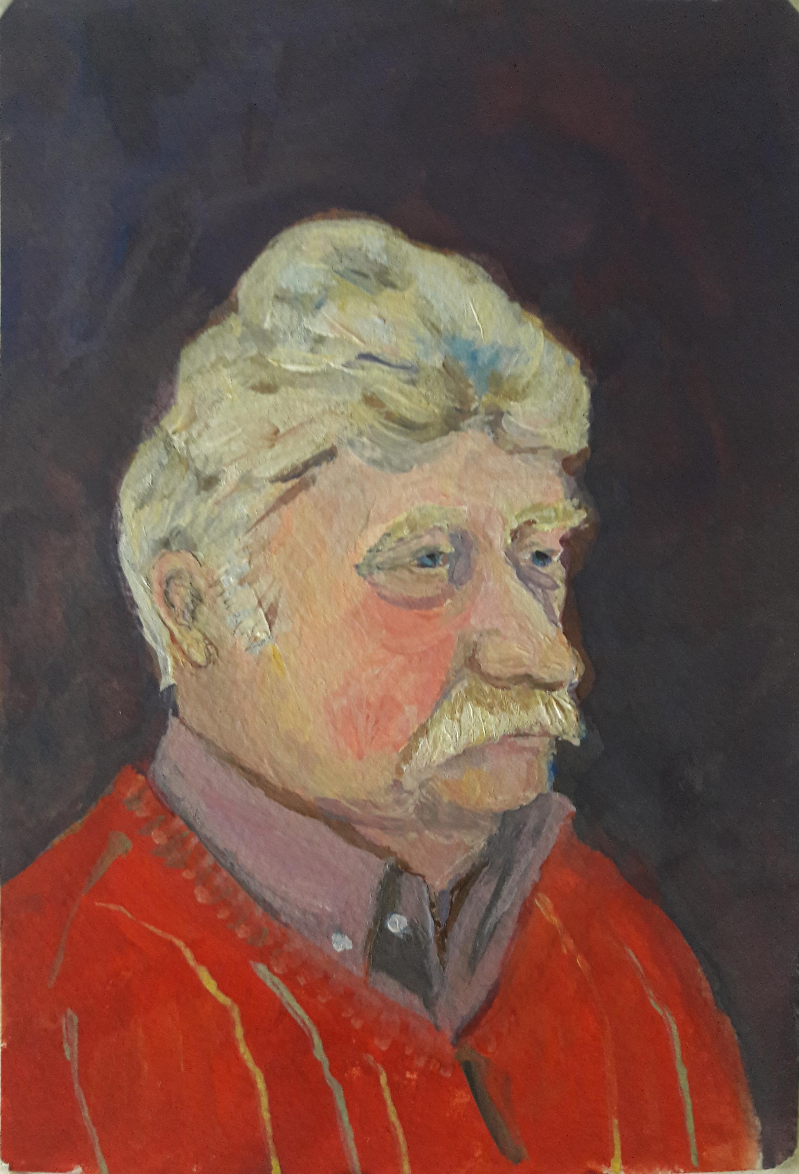 portret ger tempera jan 20