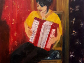 De accordeoniste