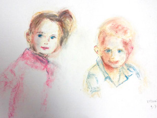 Portrettekenen voor het goede doel: grenzen verleggen