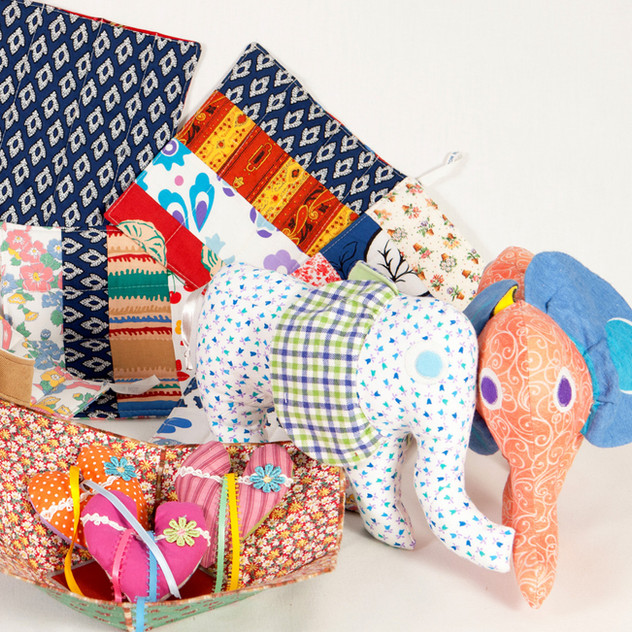 Quilted Objects