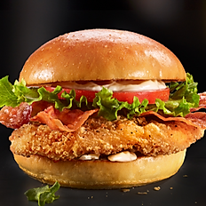 Burger poulet William