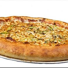 Pizza garnie