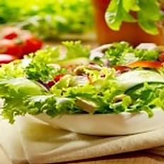 Demi salade jardinière