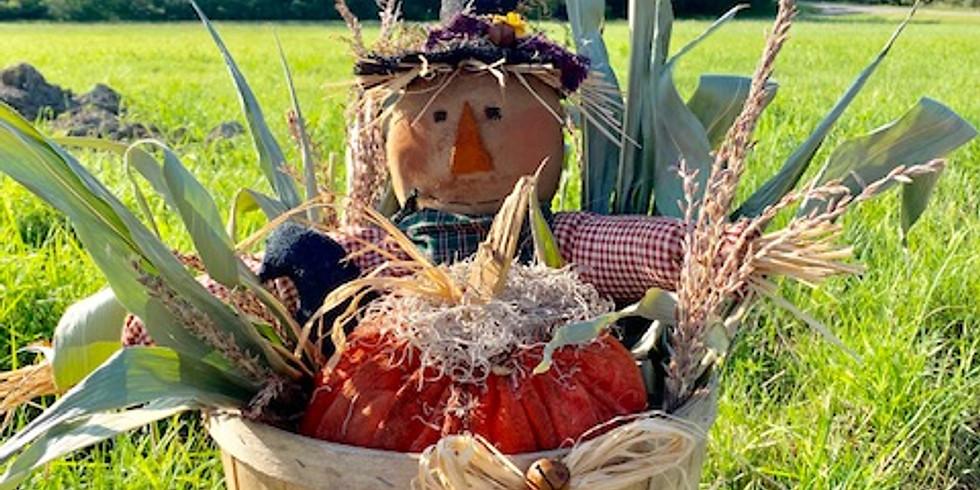 Make & Take Scarecrow