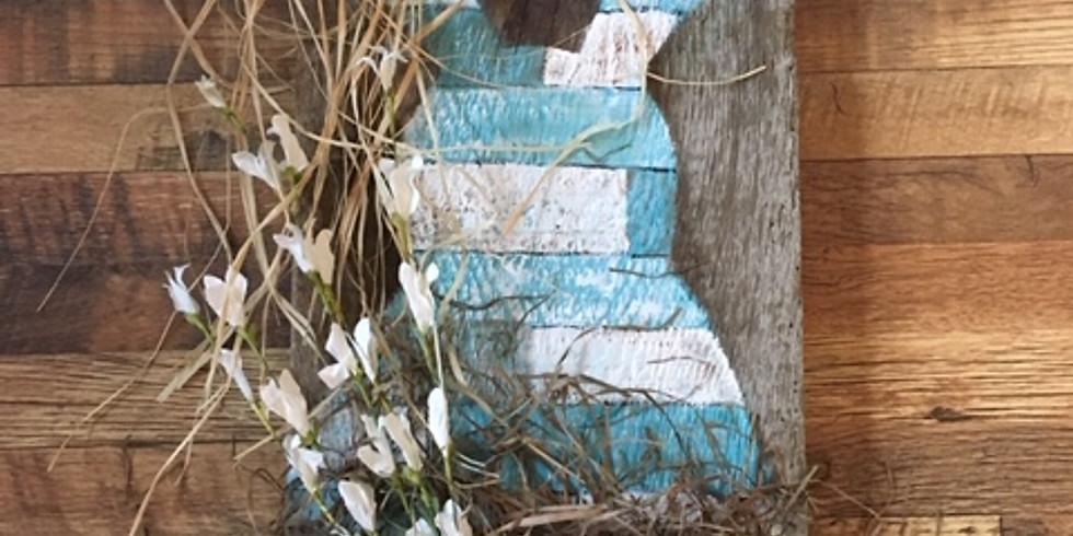 Class #2 - Easter Wall/Door Hanger