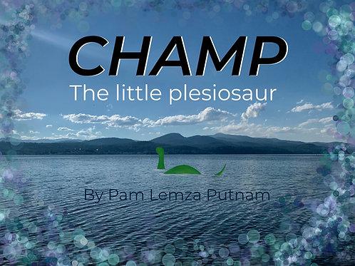 Champ - The little plesiosaur
