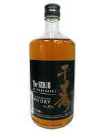 The Senju Whisky Shirabyoushi 日本千壽 ‧ 白拍子職人威士忌