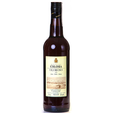 Gutiérrez Colosía Oloroso 古提拉雪莉酒莊 歐羅洛梭