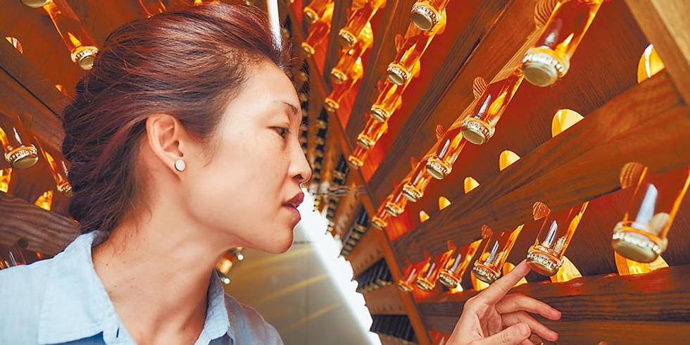 6/13(六) 從在地化到逆輸出,台灣地酒與地食的美麗藍圖