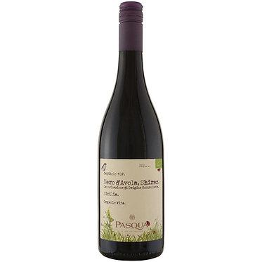 Pasqua Nero D'Avola- Shiraz Sicilia DOC 2019 帕斯可酒莊 黑阿沃拉-施赫 有機紅葡萄酒